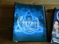 Charmed Magazine Collection with Binder