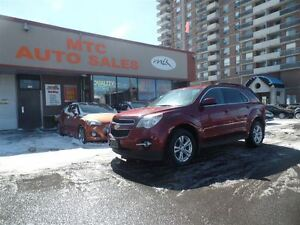 2011 Chevrolet Equinox 2LT, BACKUP CAM, SUNROOF, AWD