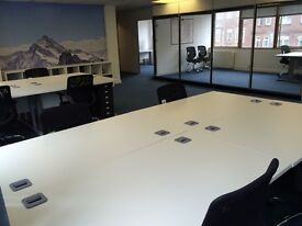 All bills included, 1100sq ft private office in Bournemouth Centre
