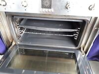 Double oven 6 burner
