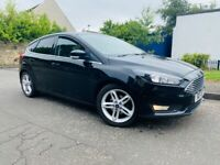 FORD FOCUS 2017 1.5 TDCI ZETEC FULL SERVICE HISTORY & WELL LOOKED AFTER CLEAN CAR