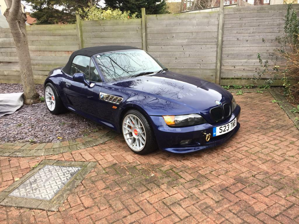 Bmw Z3 2 8i Track Car In Bexleyheath London Gumtree