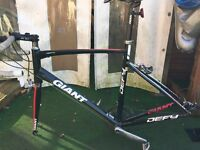 Giant Defy 4 2011 model frame