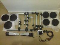 Electronic Drum Kit + free sticks