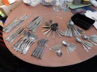 Kings cutlery selection