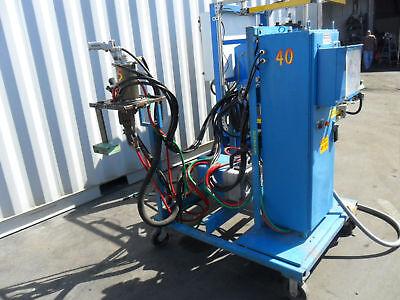 Nice Conrac 120 Kva Portable Spot Welder W Cart