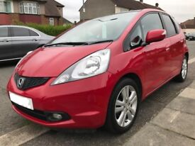 Honda JAZZ 1.4 i-VTEC EX ,59 PLATE, 5dr AUTOMATIC + GLASS PAN ROOF, 13,800 LOW MILAGE