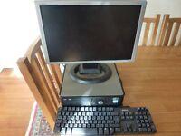 DELL OPTIPLEX 745 PC (small desktop)