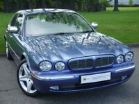 ONLY 64K*** Jaguar XJ 3.0 XJ6 4dr **TRULY STUNNING** FULL SERVICE HISTORY*** FINANCE AVAILABLE