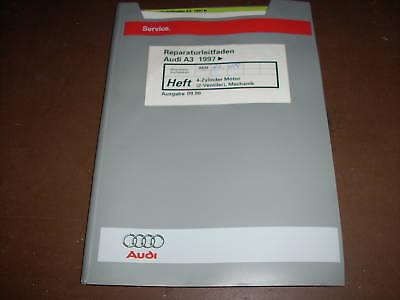 Werkstatthandbuch Audi A3 Motor 4-Zylinder ( 2-Ventiler ) ab 1997 na sprzedaż  Wysyłka do Poland