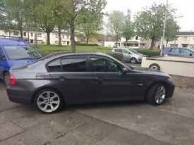 BMW 320D NOV 2007 225bhp