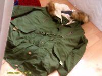 ladies coat size 12 7.00