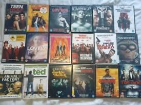 DVDs x 52