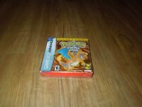 Pokemon Fire Red (BRAND NEW) Factory Sealed