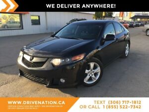 2009 Acura TSX Premium SUN ROOF**LEATHER**GREAT ON GAS**PST PAID