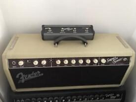 Fender supersonic 22 & palmer cab