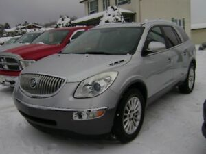 2011 Buick Enclave CX/AWD/BLEUTOOTH/CD/CRUISE/AC/7 PASSAGERS