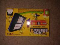 Brand New sealed special edition Nintendo 2DS