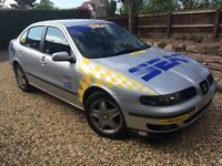 Unique SEAT TOLEDO 2.3 V5 - spares or repair!