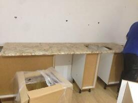 Free Granite worktops new ex display