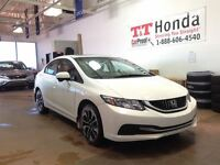 2015 Honda Civic EX *Local Car, No Accidents, Heated Front Seats