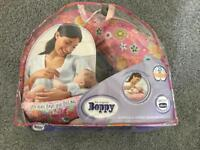 Feeding baby support pillow