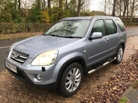 LOW MILEAGE,HPI CLEAR,AUTOMATIC HONDA CRV I-V-TEC SE 2.0,PETROL,120000MILE,SMART PLAYER,12 MONTH MOT
