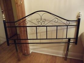 4ft 6 Double headboard