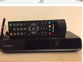 Goodman's low energy digital set top box