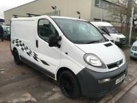 VAUXHALL VIVARO 54 REG PART CONVERTED TO CAMPER JUST NEEDS FINSHING TOUCH REA...