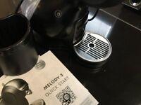 Krupps Dolce Gusto Espresso Coffee Machine Black