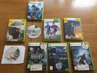 Xbox 360 games..one lot