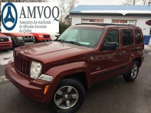 2008 Jeep Liberty Sport North Edition Trail Rated