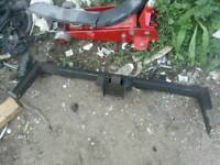 Iveco daily gear box mount cross member