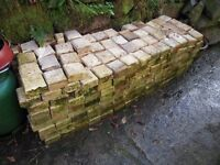 Victorian Stable Blocks / Pavers