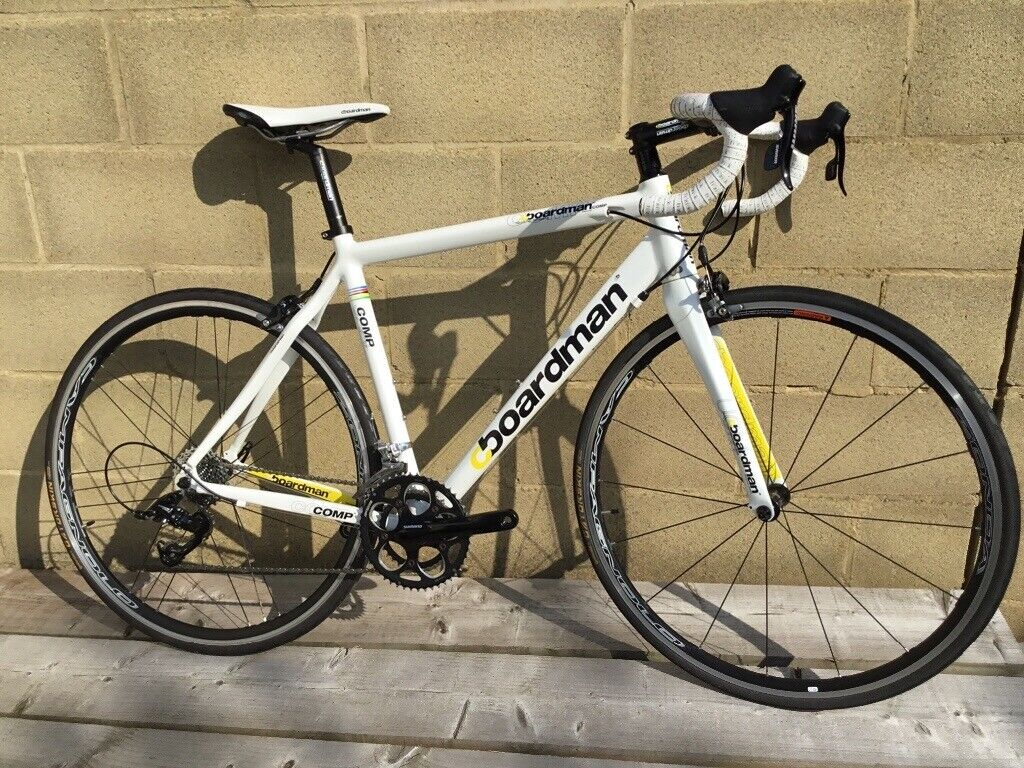 e3c50bab595 Boardman Road Comp Bike - size M / 54in - Weighs 8.6kg - aluminium frame  and carbon monocoque frorks
