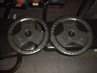15 kg olympic weight plates cast