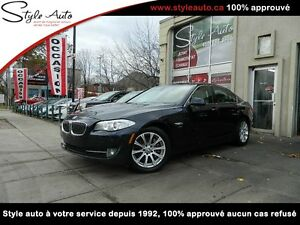 2011 BMW 5 series 535i XDRIVE TOIT NAV