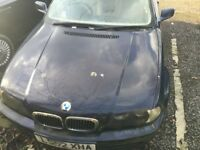BMW 325CI COUPE CAR PARTS AVAILABLE, GEAR BOX, ALLOY WHEELS, LEATHER INTERIOR, WINDOWS AND PANELS