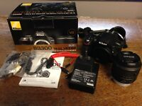 Nikon D3300 18-55 VR II Kit and Triggertrap Kit