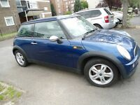 Mini Copper one***Long MOT & HPI Clear***Warranted Low MIles***Excellent only £1650