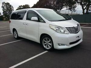 2009 Toyota Alphard ANH20 Vellfire Sloper Wheelchair Accessable Van Marion Marion Area Preview