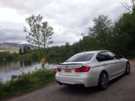 BMW 330d X Drive M Performance with Brake Package, Professional media, Xenon Angel Headlights etc...