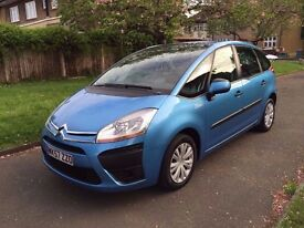 Citroen C4 Picasso 2.0 i SX EGS 5dr, p/x welcome, 6 MONTHS FREE WARRANTY