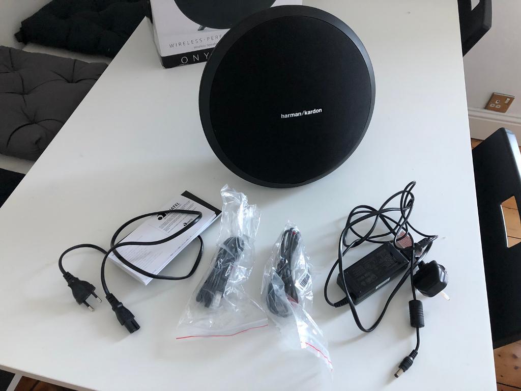 Harman/kardon Onyx Studio 1 Bluetooth Speaker (NOT WORKING) | in  Canonmills, Edinburgh | Gumtree