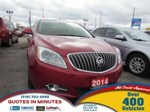 2014 Buick Verano LEATHER | SAT RADIO