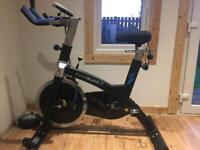 Roger Black Spin / spinning / exercise Bike (near new)