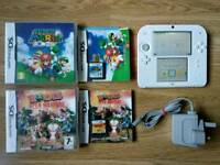 Nintendo 2DS & games