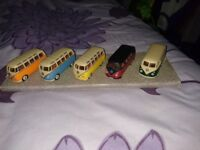 VW CAMPERVAN MODELS