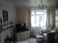 Two bedroomed house Pontprennau, Cardiff. Cf23 8lu.